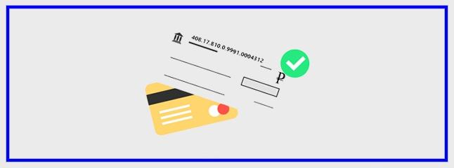 Расшифровка банковских счетов по номеру